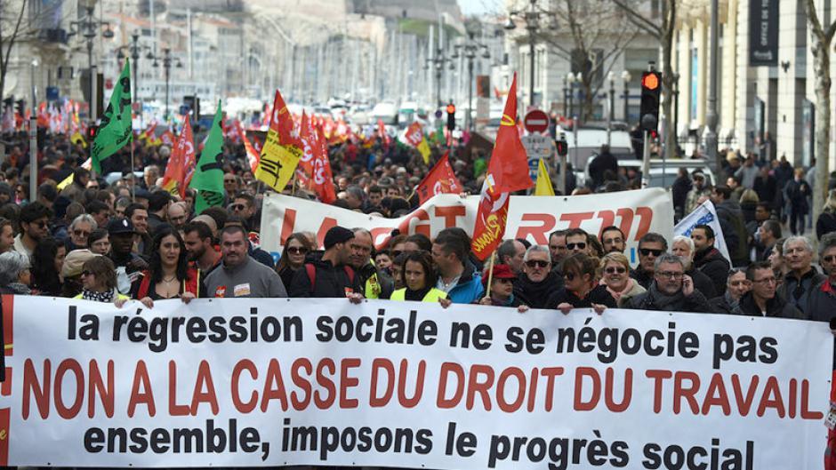11 janvier, Paris - Rassemblement unitaire « Loi Travail : on ne lâchera pas ! »