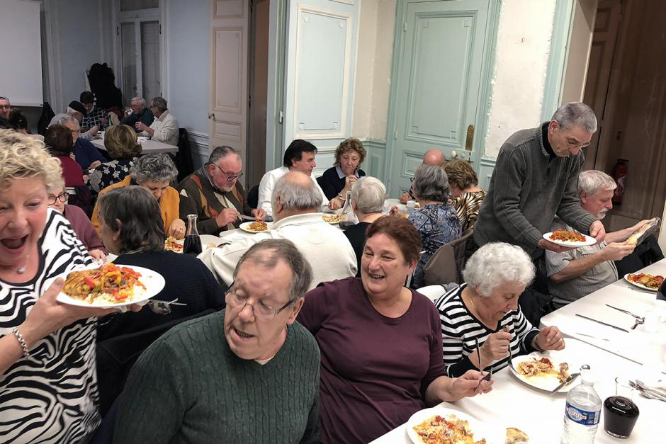 Marx fait le plein au banquet républicain - Saint-Maximin, 16 février 2018