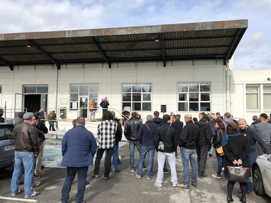 La mobilisation des cheminots porte l'intérêt général ! - Oise, 3 & 4 avril 2018
