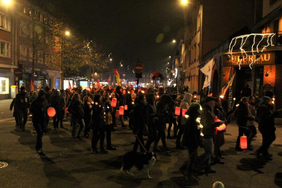Retraites aux flambeaux contre les retraites en lambeaux de Macron-BlackRock ! - Oise, 23 janvier 2020