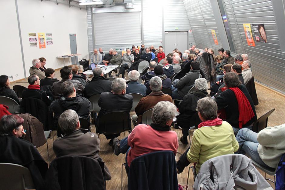 Assemblée citoyenne du Front de gauche - Montataire, 20 janvier 2012