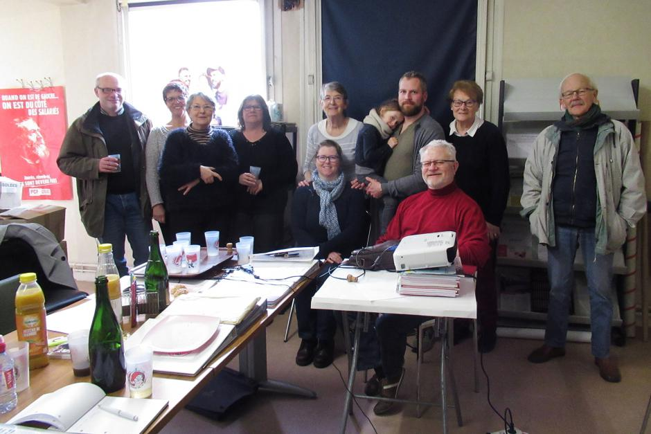 Journée internationale des Droits des Femmes et inauguration de la bibliothèque Viviane-Claux - Creil, 8 mars 2019