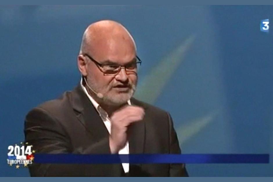 France 3 Picardie-Le grand débat des Européennes avec Jacky Hénin - 20 mai 2014