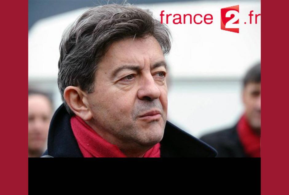 (Re)Voir Jean-Luc Mélenchon invité de l'émission « Des paroles et des actes » - F2, 12 janvier