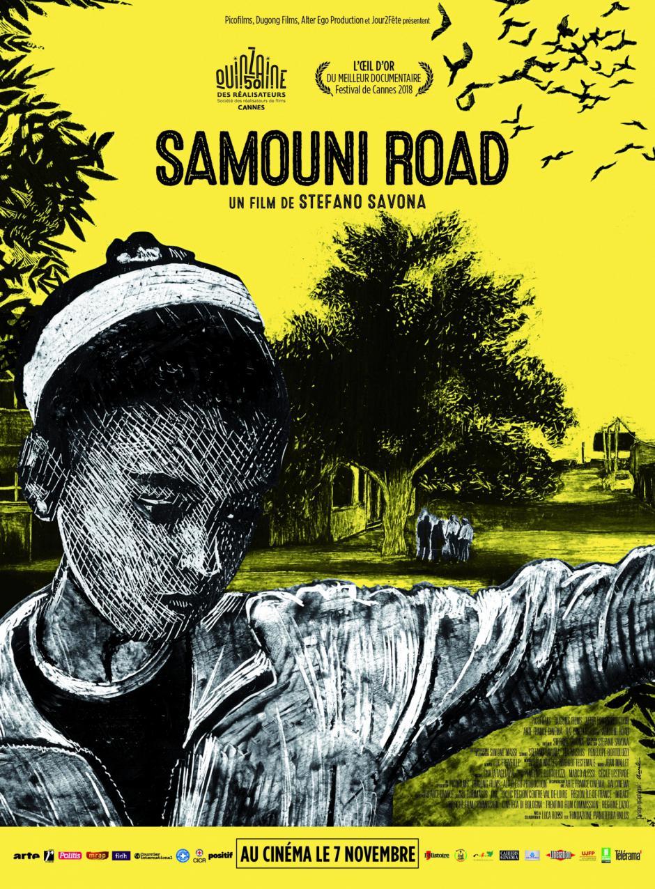 26 janvier, Creil - Projection de « Samouni Road », suivie d'un débat en présence d'Alain Blanchard