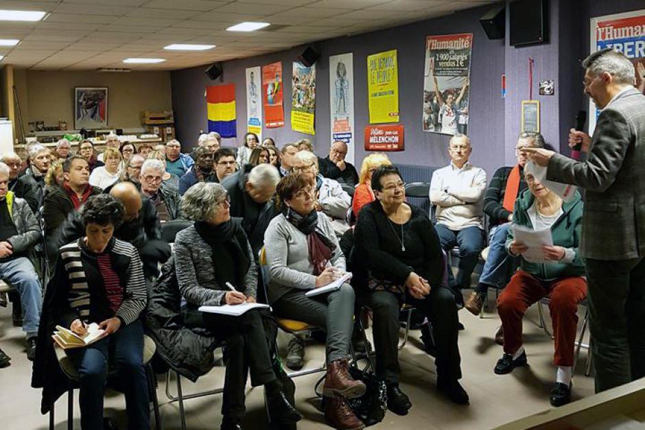 Vœux du PCF Oise : « Oui plus que jamais nous prenons le parti pris de l'espoir ! »