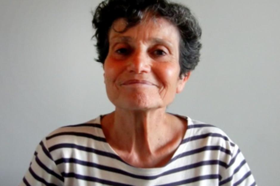 Hélène Masure, candidate PCF-Front de gauche à la législative 2017 sur la 5e circonscription de l'Oise