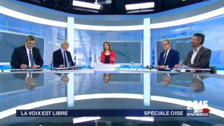 Thierry Aury invité de «La voix est libre » aujourd'hui samedi de 11 h à 12 h sur France 3 Picardie