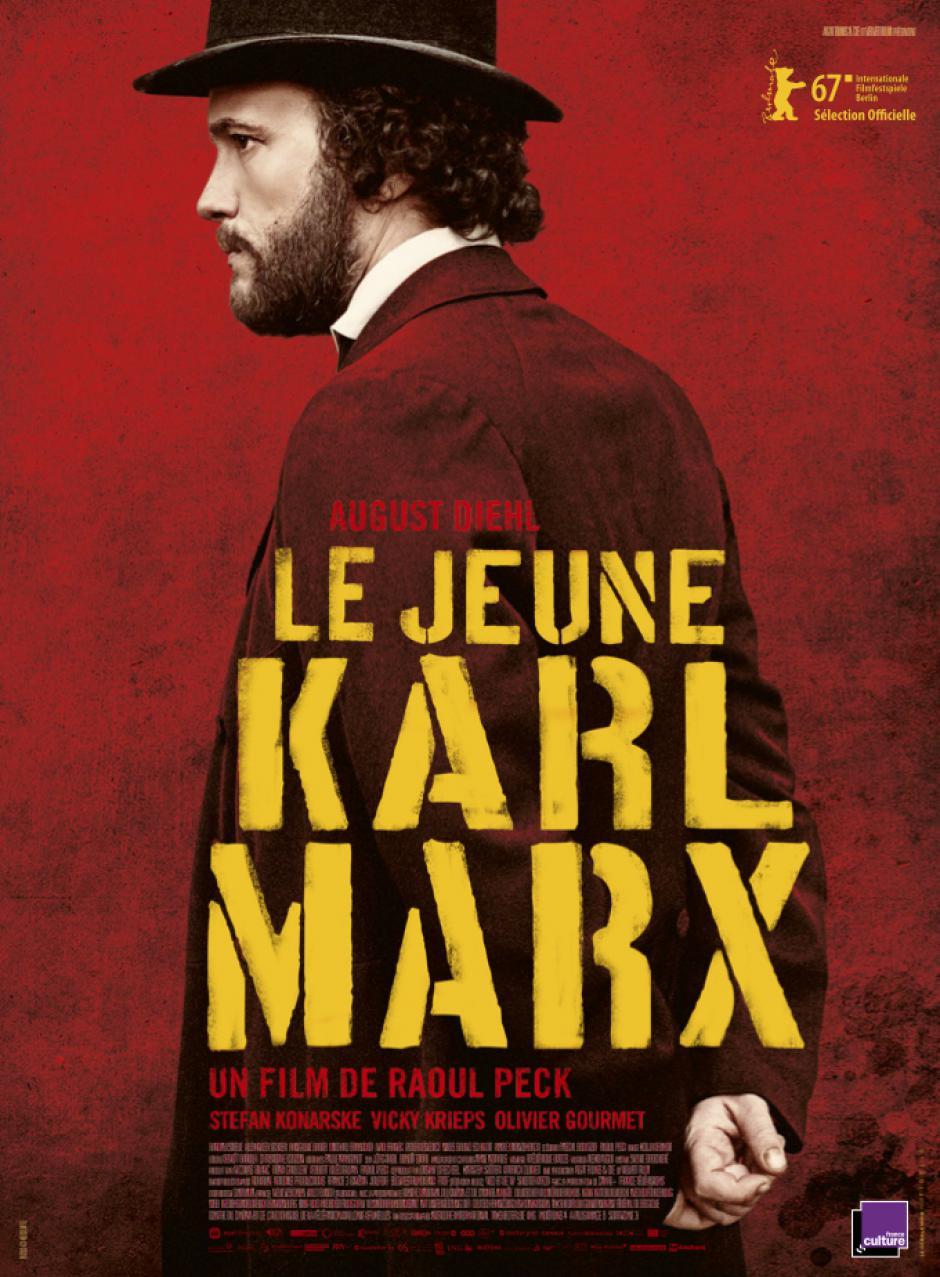 Le jeune Karl Marx - Sortie en salles le 27 septembre