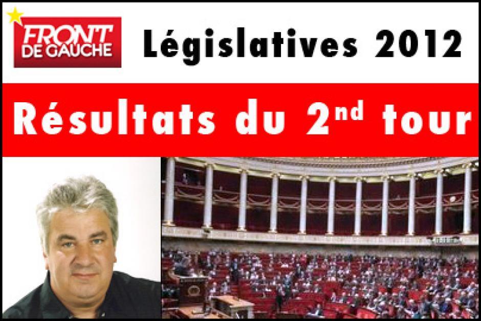 Législatives 2012-Oise-Résultats du 2nd tour