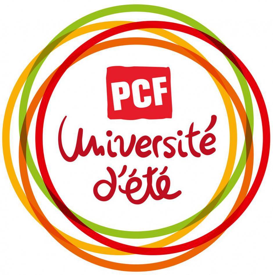L'université d'été 2018 du PCF, c'est du 24 au 26 août à Angers !