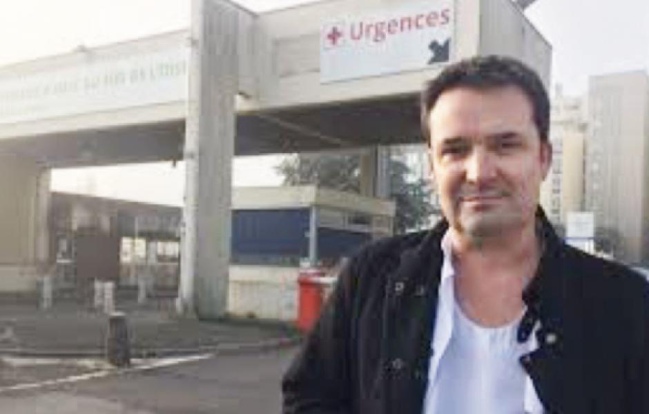 En direct de l'hôpital de Creil, avec Loïc Pen, médecin urgentiste
