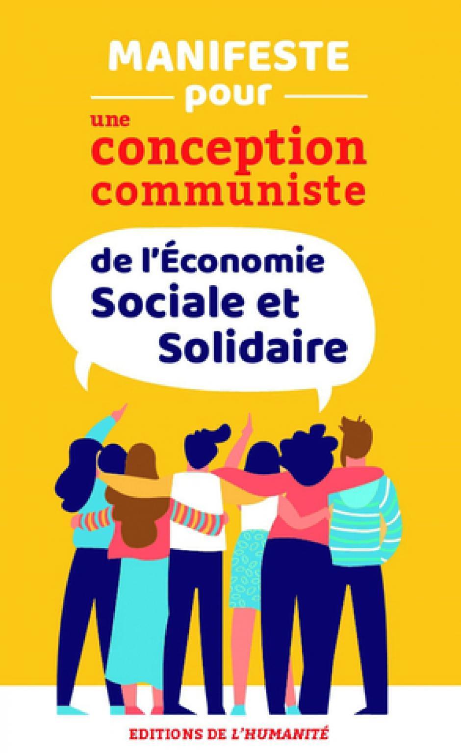 Je commande le « Manifeste pour une conception communiste de l'économie sociale et solidaire »