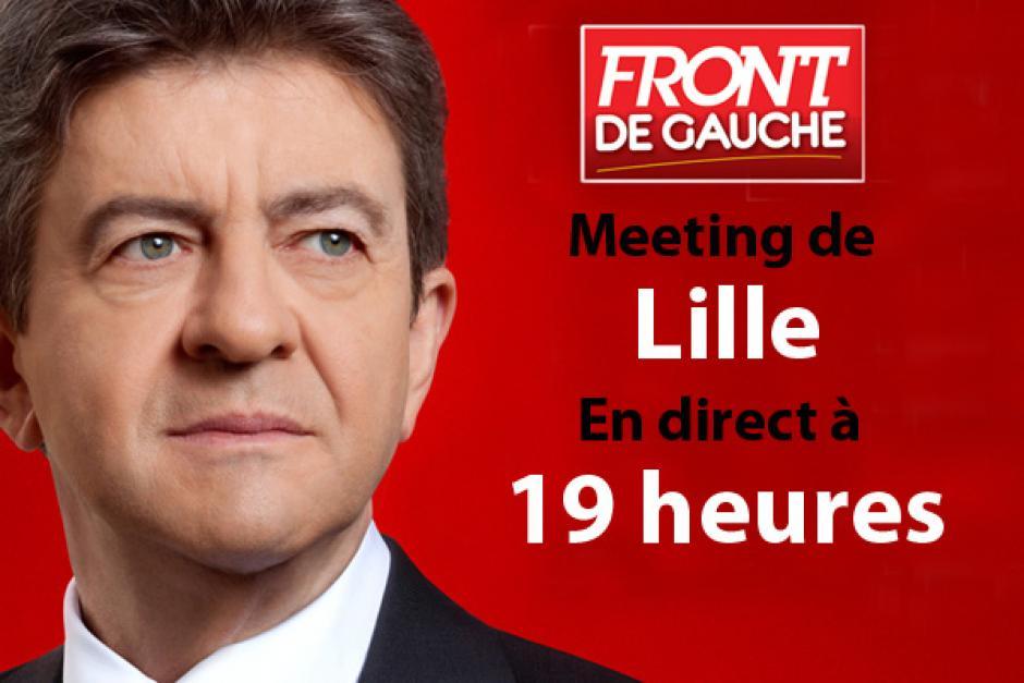 Actuellement-Métingue de Lille en direct
