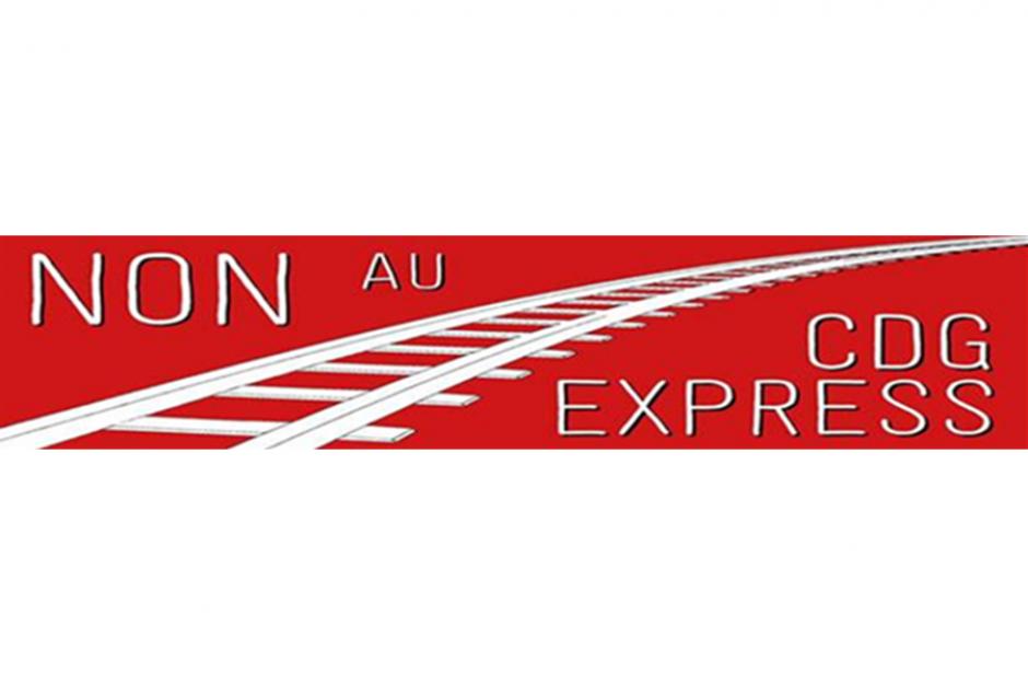 L'opposition au CDG Express s'est faite entendre au Sénat ! - Paris, 18 octobre 2016