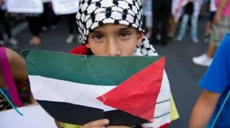 Témoignage de Serge Salomon pour un investissement de chacun à la reconnaissance d'un État palestinien - Palestine, du 1er au 13 novembre 2014