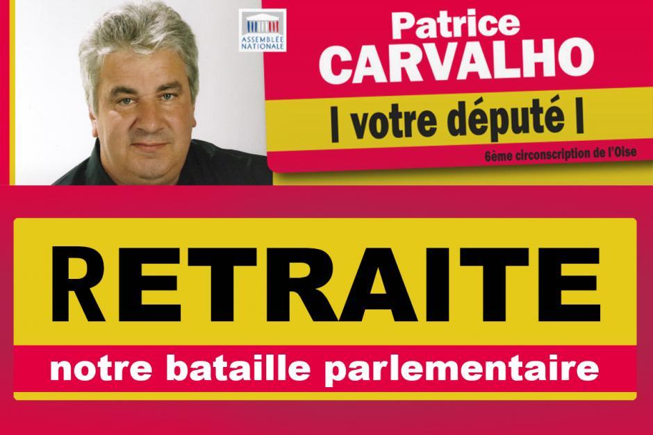 Retraite : notre bataille parlementaire