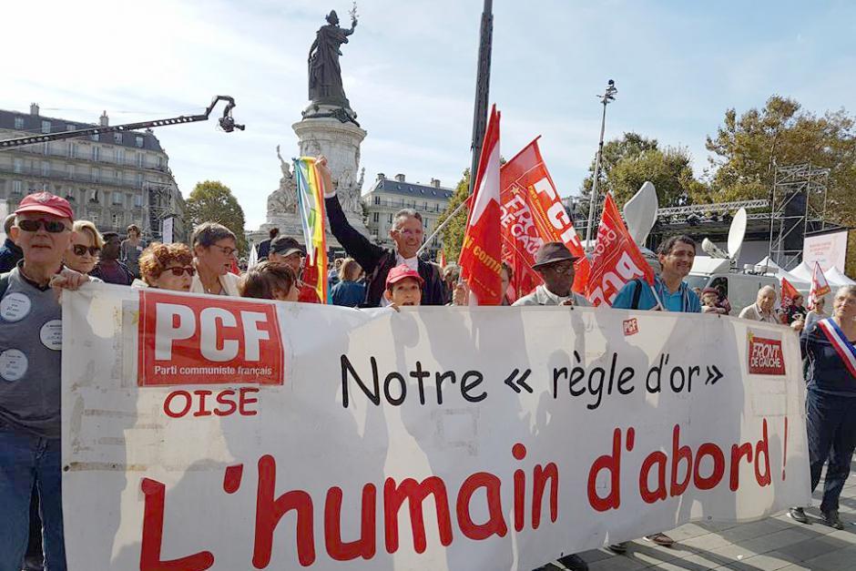 La grande paix humaine est possible - Paris, 23 septembre 2017