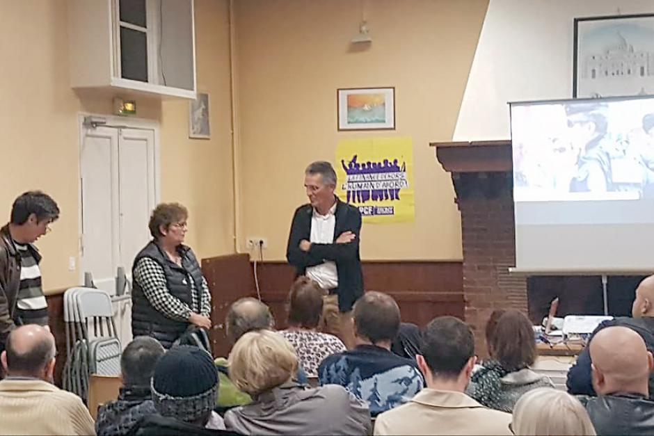 Solidarité avec les salariés de Froneri-Nestlé ! - Beauvais, 26 octobre 2018