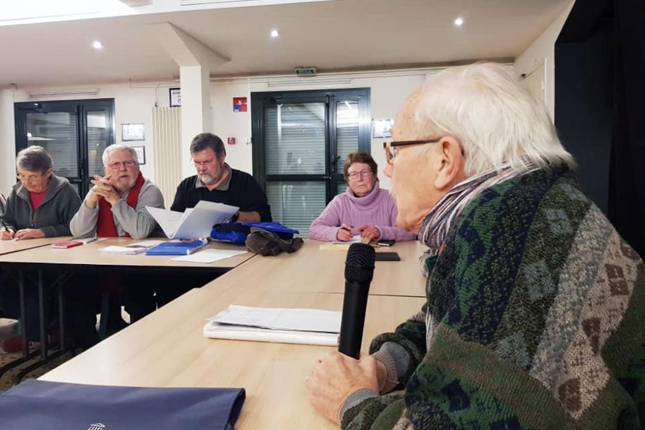 Assemblée générale du Comité de défense - Creil, 18 janvier 2019