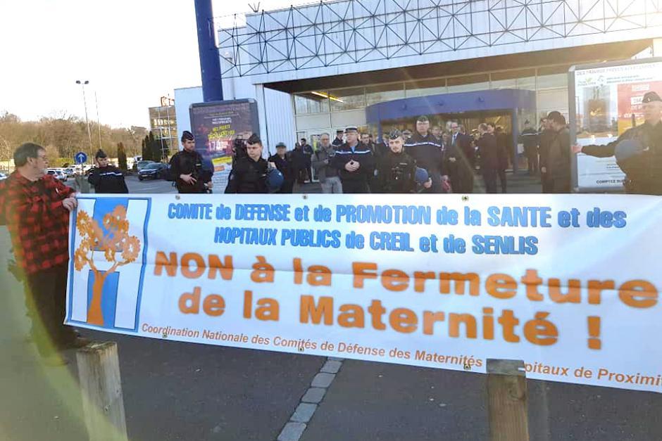 La France aux ordres de M. Castaner - Oise, 14 février 2019