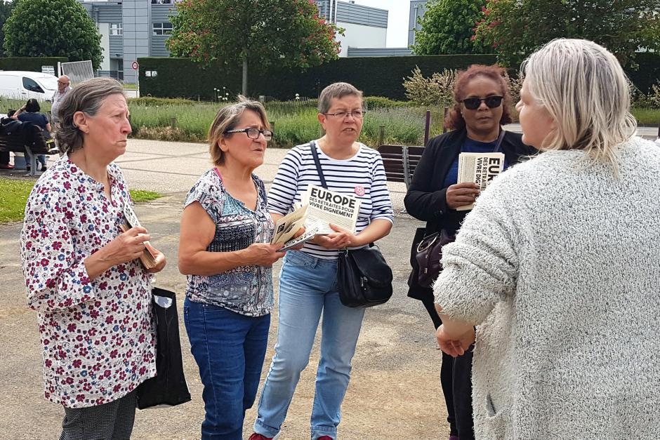 Européennes 2019 : de l'importance de voter pour Ian Brossat et Marie-Hélène Bourlard le 26 mai !