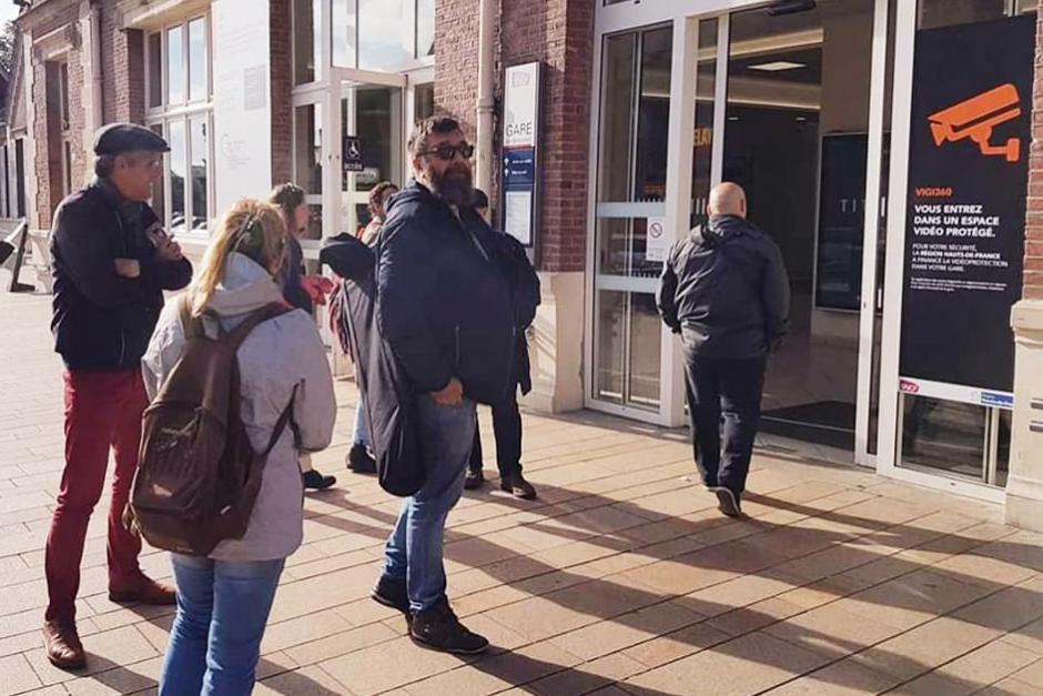 Soutien aux personnels des hôpitaux mobilisés contre les conséquences désastreuses des politiques d'austérité - Beauvais, 11 juin 2019