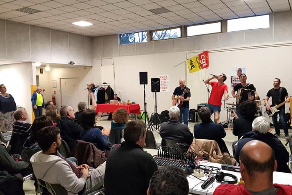Un weekend de mobilisations et de solidarité avec les grévistes ! - Oise, 11 & 12 janvier 2020