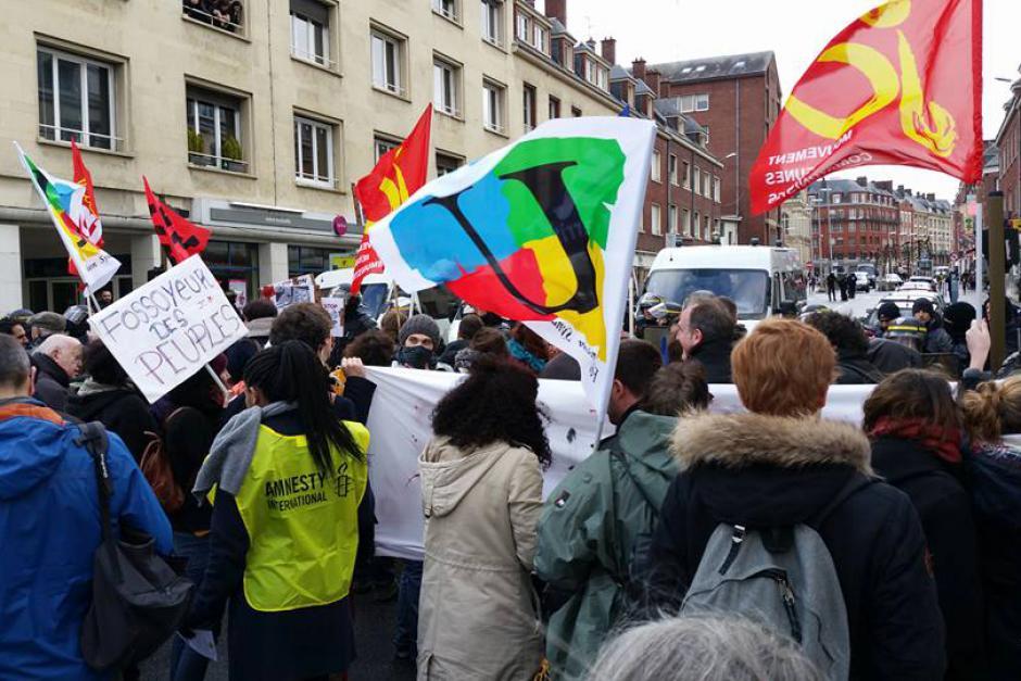La voix qui monte du peuple - Amiens, 3 mars 2016
