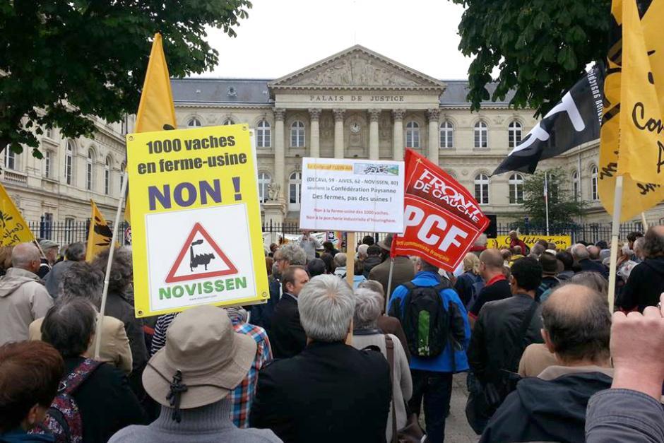 Appel à un large rassemblement contre le «capitalisme vert » et pour un autre type d'agriculture - Amiens, 1er juillet 2014