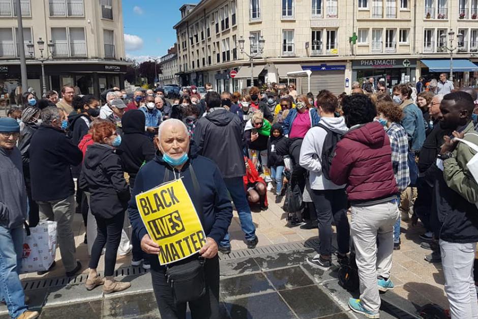 Violences policières, racisme, discriminations : ça doit cesser ! - Beauvais, 6 juin 2020