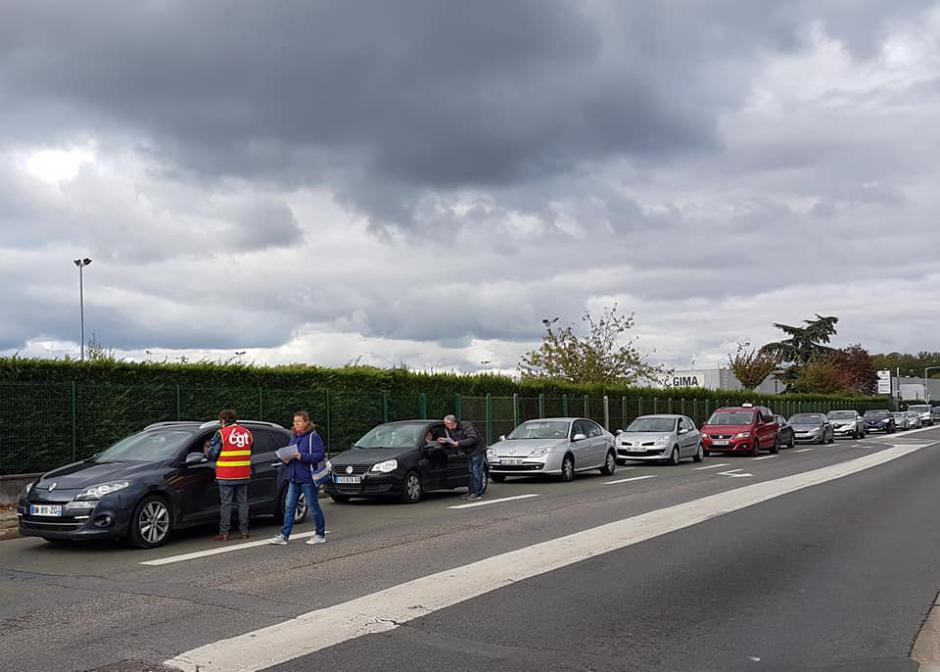 Oise Hebdo-Beauvais-Non à la fermeture de Froneri-Nestlé !