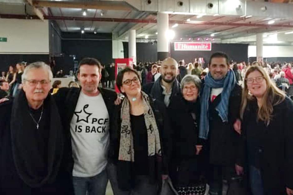 «Tracer ensemble de nouveaux chemins d'Humanité » - Montreuil, 22 février 2019