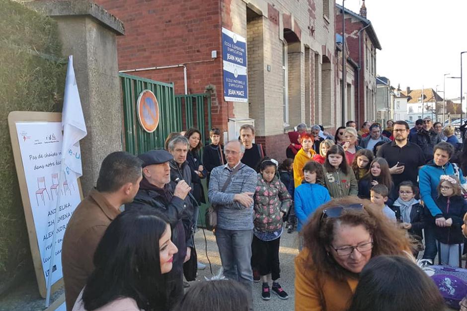Besoin de solidarités urgentes face à l'expulsion indigne d'une famille arménienne ! - Beauvais, 22 mars 2019
