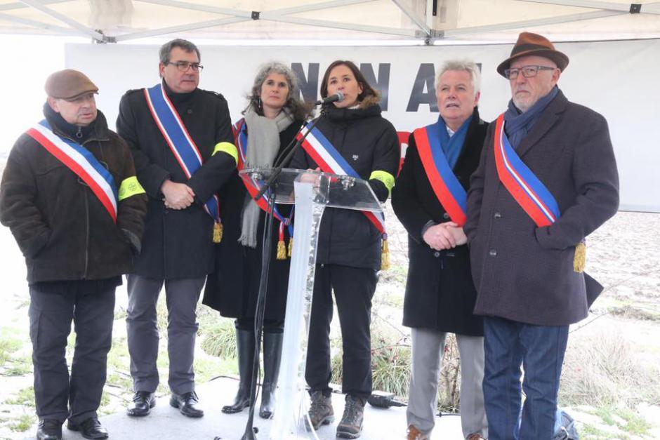 Non au CDG Express, priorité aux transports du quotidien ! - Oise, Aisne et Île-de-France, février 2019