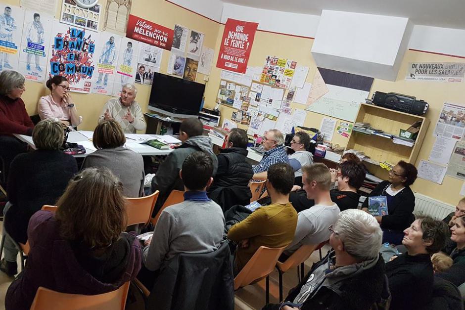 Les déchets, parlons-en ! - Beauvais, 3 mars 2017