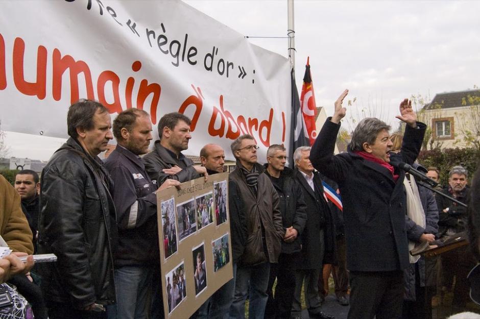 Journée de mobilisation « Défendre et reconquérir notre industrie et nos emplois » - Montataire, 18 novembre 2011