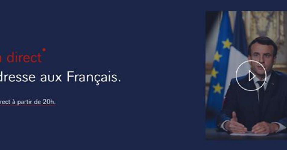 Intervention d'Emmanuel Macron : l'annonce d'une date ne fait pas une politique efficace de réponse à la crise sanitaire et économique ! - 13 avril 2020