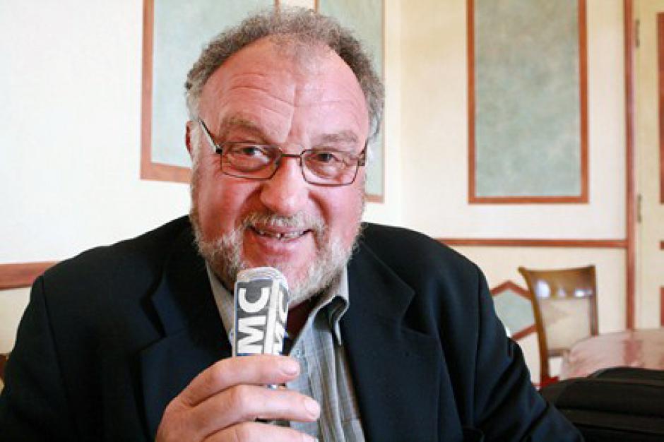 Serge Macudzinski - Au bout de ses convictions : appel à voter Mélenchon, rôle des banques, droit de vote des étrangers - Saint-Maximin, 9 février 2012