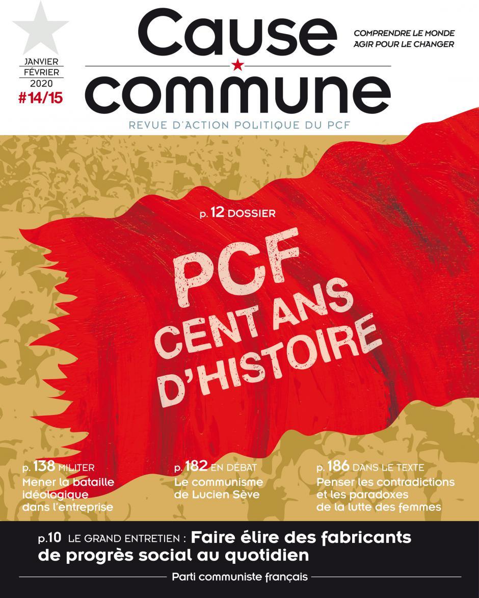 Cause commune, n° 14/15, janvier-février 2020