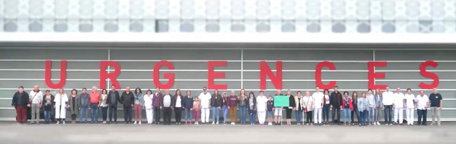 Ugo Dess « État d'urgence pour l'hôpital public »