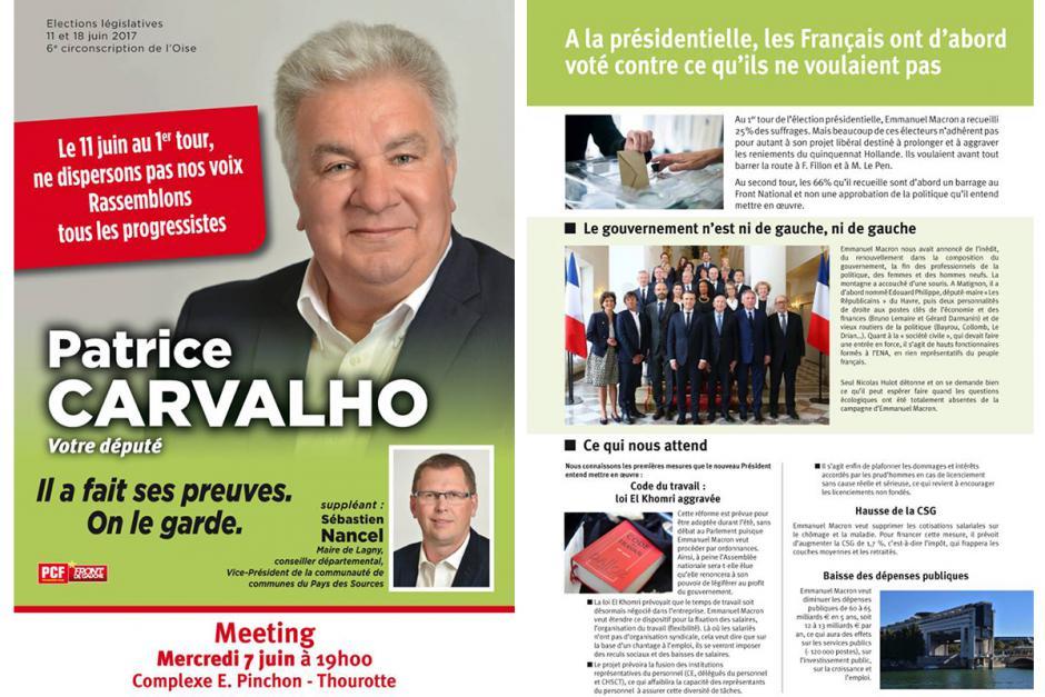 Patrice Carvalho : « Macron : quelle majorité peut donc émerger de ce fatras de candidats aux législatives »