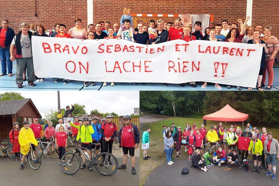 Rando Vélo Coco : on lâche rien avec le député Sébastien Jumel ! - Beauvais-Dieppe-Le Tréport, 1er et 2 juillet 2017