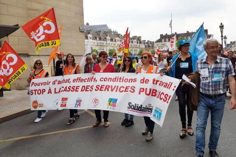 Un vent de colère et de luttes monte dans le pays ! - Beauvais, 22 mai 2018