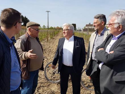 Journée de rencontres avec André Chassaigne et Patrice Carvalho : la ruralité, une qualité de vie à promouvoir et à défendre ! - Nord-Compiégnois, 11 avril 2017
