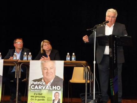 Patrice Carvalho : « Faisons de la 6e circonscription de l'Oise une terre de résistance et d'action pour un avenir meilleur ! » - Thourotte, 7 juin 2017