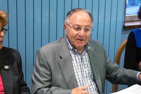 Décès de Michel Roger, vétéran du Parti communiste français, ancien dirigeant du PCF dans l'Oise, ancien élu de Montataire