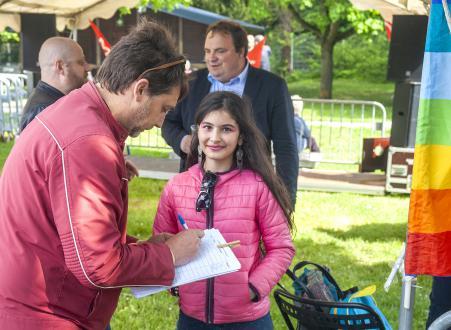 Une Fête de la Paix pour une Europe des gens - Montataire, 12 mai 2019