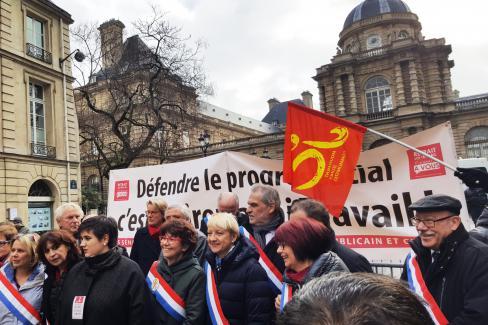 Avec Jean-Pierre Bosino, abrogation de la loi Travail ! - Sénat, 11 janvier 2017