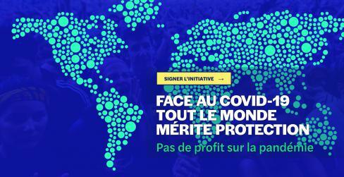 Communiqué du PCF Oise « Pas de profit sur la pandémie ! Le vaccin doit devenir un bien public mondial ! » - 19 janvier 2021